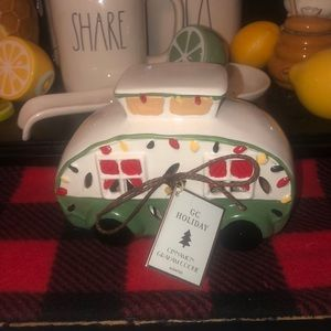 Scented Ceramic Camper